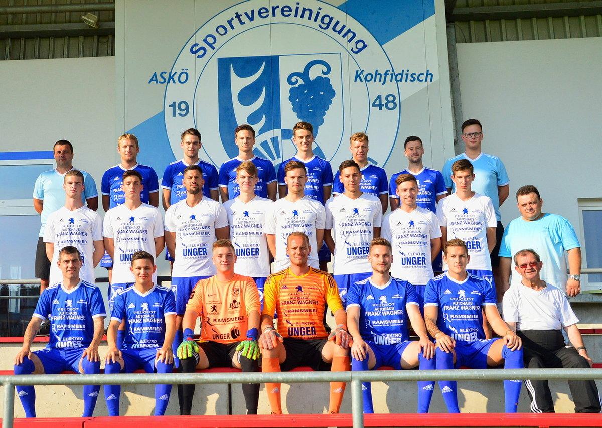 ASKÖ Kohfidisch - Kampfmannschaft
