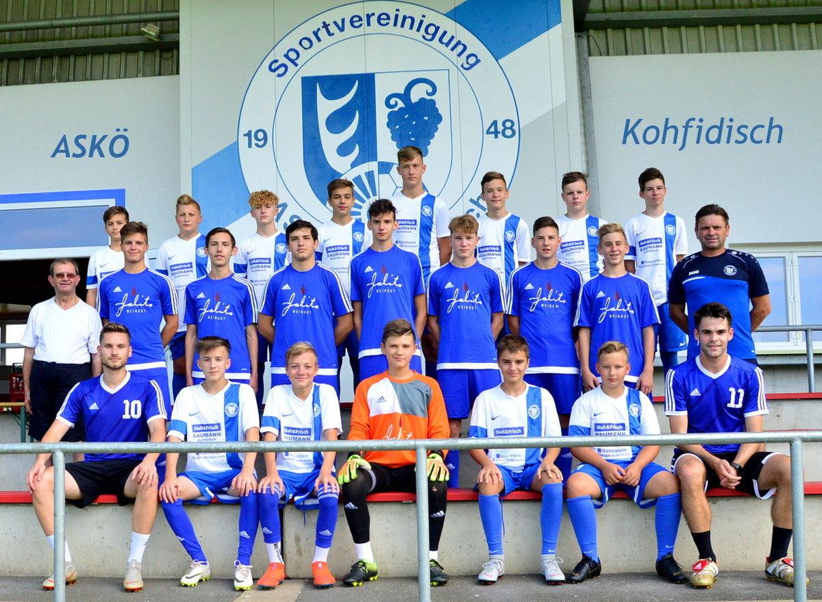 ASKÖ Kohfidisch - U16